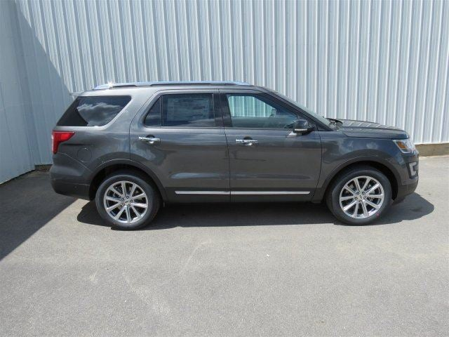 2017 Ford Lincoln Explorer Limited Ford Lincoln Dealer