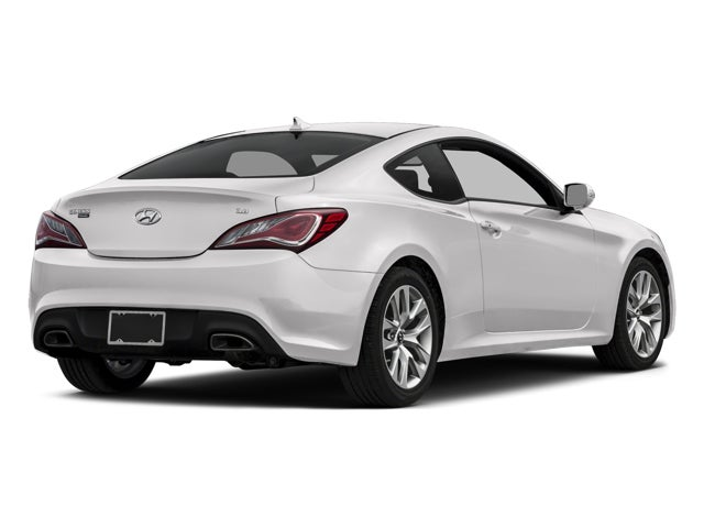 2015 Hyundai Genesis Coupe 3 8L Base Ford Lincoln dealer in
