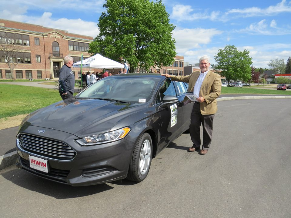 irwin ford helped raise nearly 2 000 for laconia high