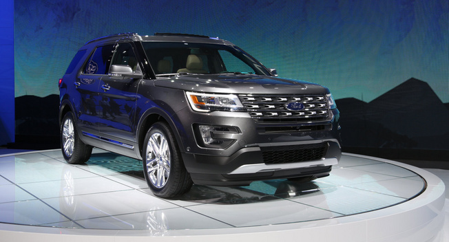 2016 Ford Explorer Nh Sale