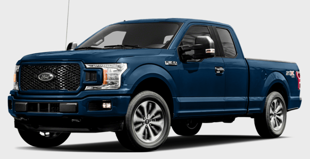 New Ford F-150 Special Lease Deals in Laconia NH