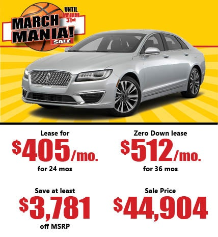 New 2018 Lincoln Mkz Awd Irwin Ford Specials Laconia Nh Page 17